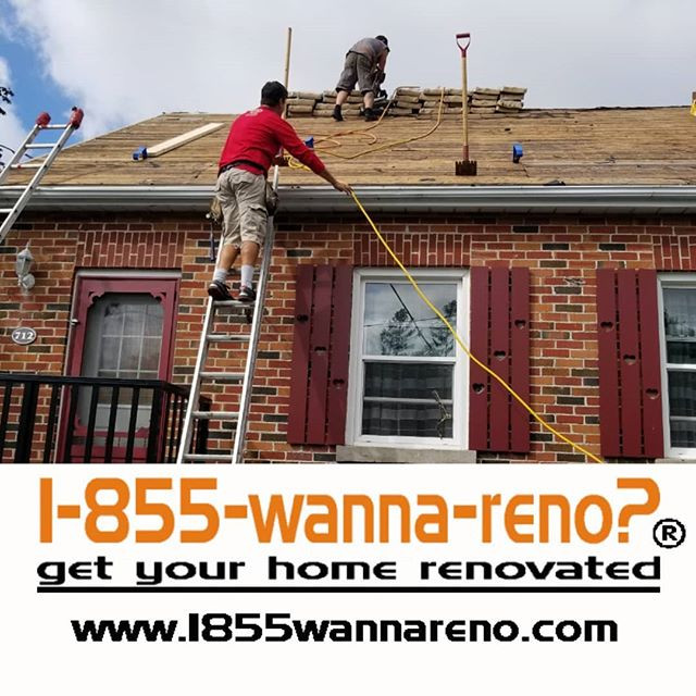 1-855-wanna-reno? Roof replacement in Whitby (Roofing,Roof repair, Roof contractor)