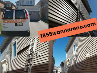 Siding repair in Durham and GTA