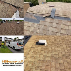 Roof repair in Ajax