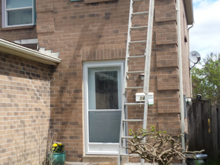 Conecting your downpipe to anunderground extension