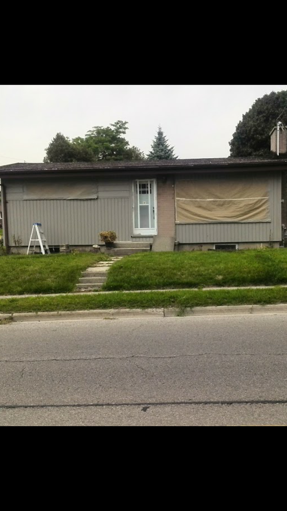 Exterior painting done by 1-855-wanna-reno?