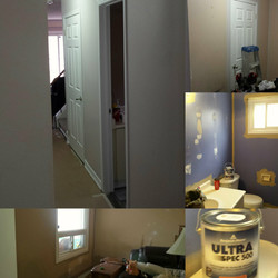 Residential Painting job