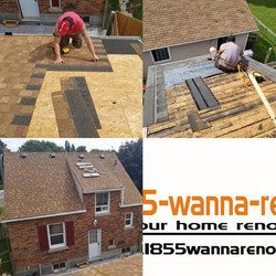 Roof replacement - Roofing repair in Whitby