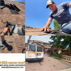 Roof repair in  Whitby