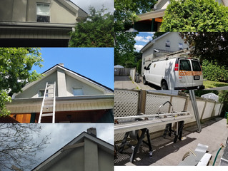 Fascia repair - replacement in Oshawa