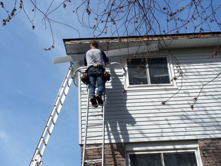 Preparing your house for the rainy season | Roof & Eavestrough repairs in Durham