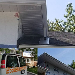 Soffit/fascia/eavestrough in whitby