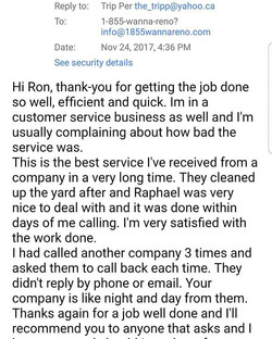 More clients satisfied with our service!