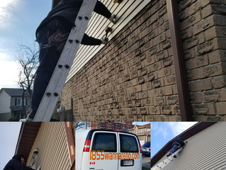 Siding repair and installations Whitby Oshawa Pickering Ajax