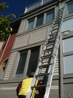 siding soffit capping