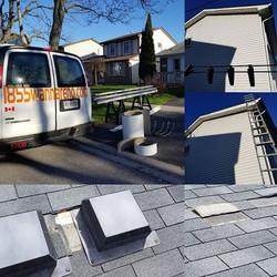 Roof and fascia repair in Ajax
