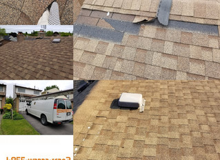 Roof repair in Ajax, Durham.ON