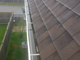 Why you should get cleaned your eavestrough system