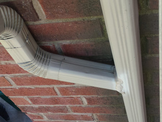 Getting a rain catcher | Eavestrough installation and rapairs