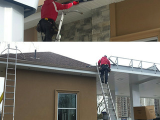 Importance of Eavestrough Cleaning  -Repairs  after a long Winter | Whitby, Oshawa,Pickering, Oshawa