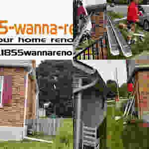 (installation)Eavestrough Whitby,Oshawa,Ajax,Pcikering