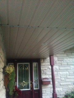soffit+and+pot+light+installation