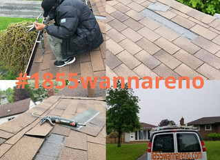 Roof repair in Oshawa: Rainy day call