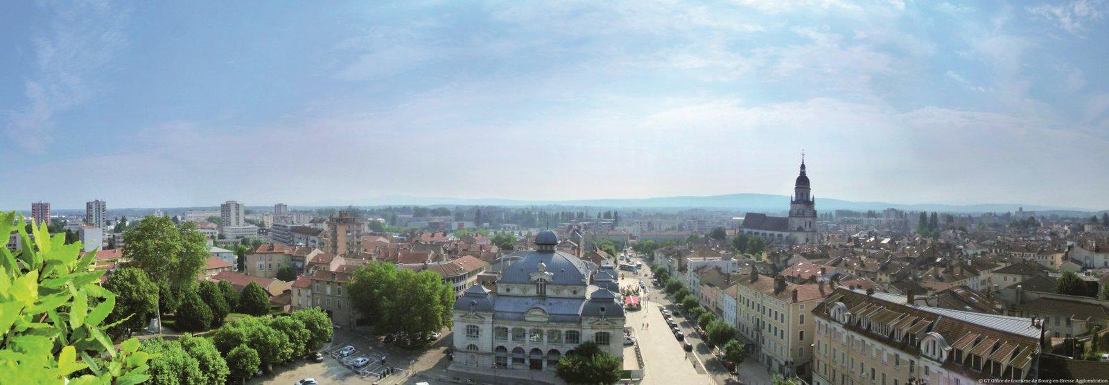 panorama Bourg