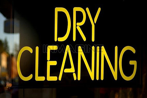 Dry Cleaning Fees