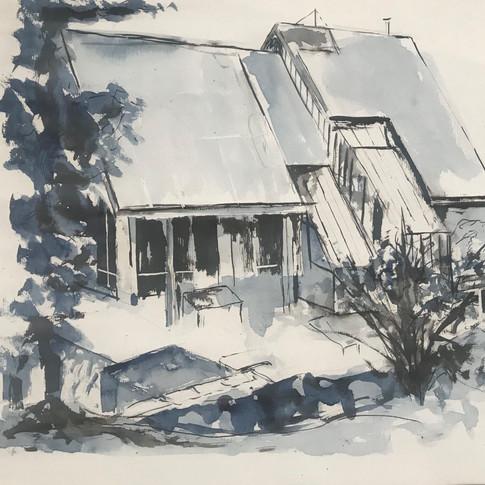 Haus eines Kunden