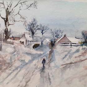 Winternachmittag