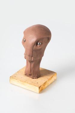 Alien Maquette,