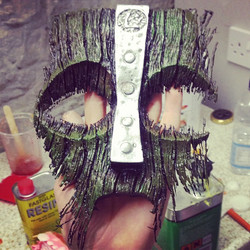 Mask experiment #themask