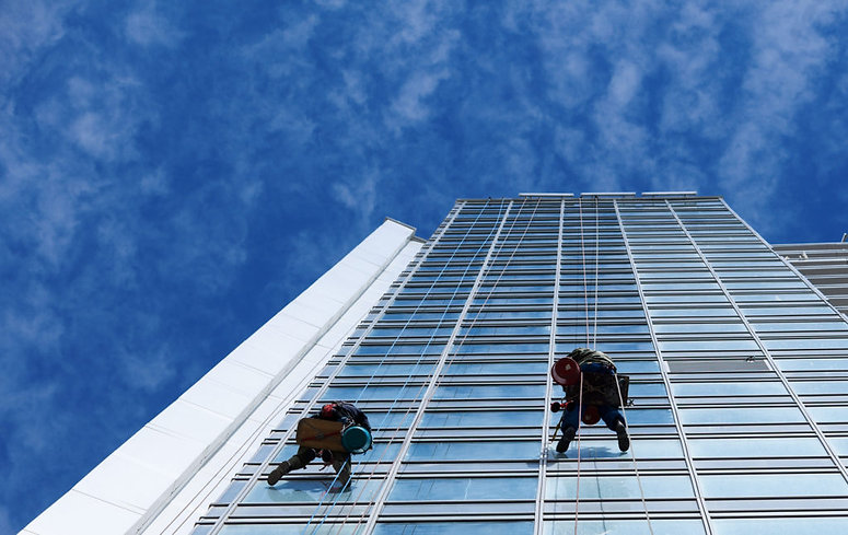 Window Cleaning, Abseiling, High Rise Window Cleaning, Body Corporate Window Cleaning