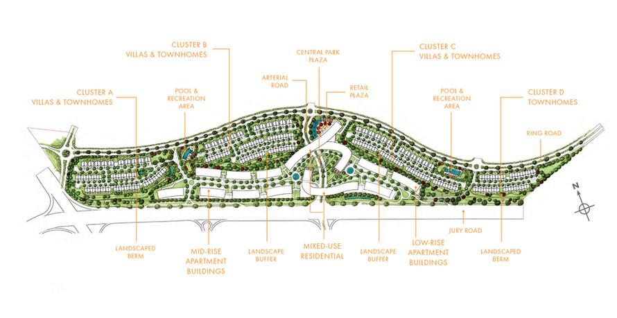 Jumeirah Golf Estates Phase D