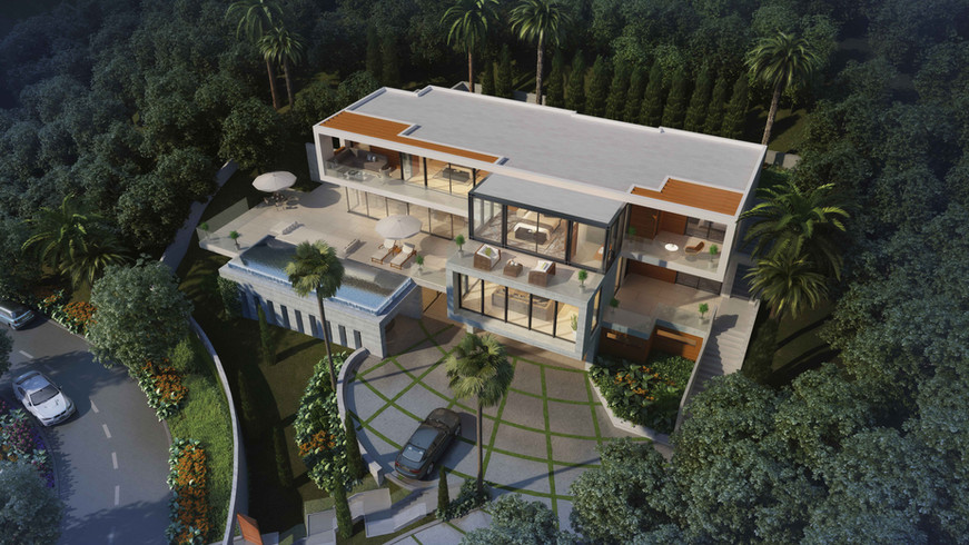 MULTIVIEW HOUSE