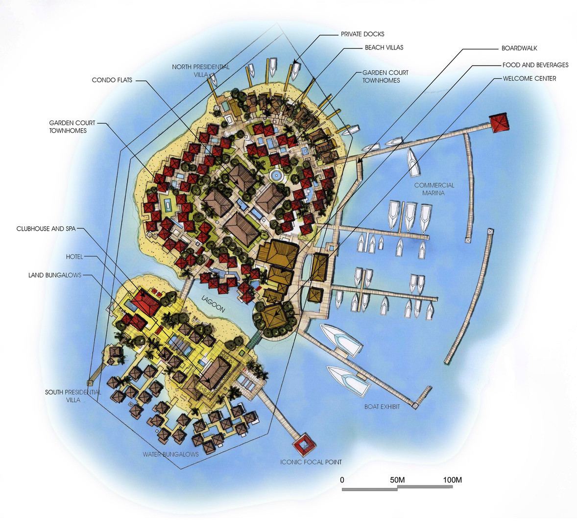 Madagascar Dubai Lifestyle Island