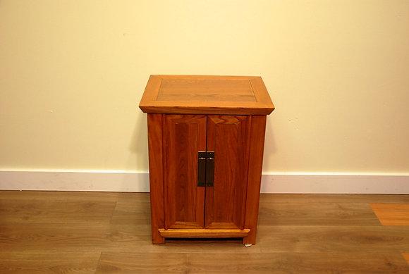 Elm Wood, 2 Doors Side Cabinet