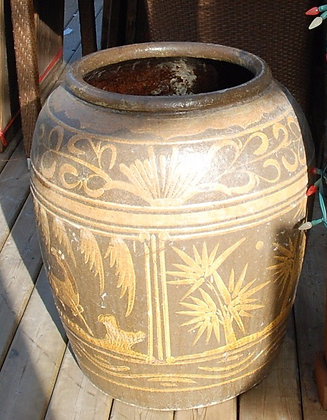 Antique Pottery pot