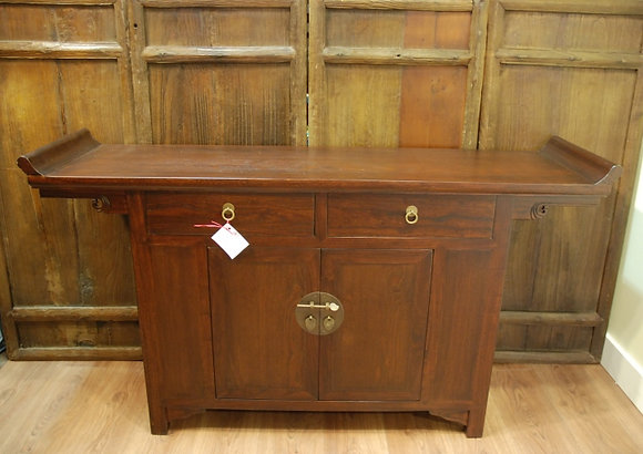 Cabinet with Everted Ends