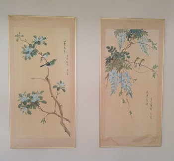 Pair of Chinese Painting