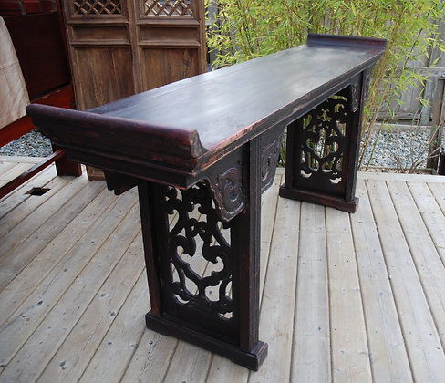 Antique Altar Table