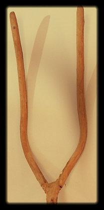 Antique pitchforks