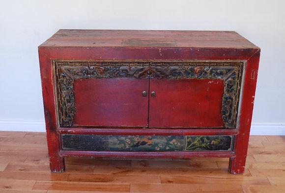Antique Cabinet (pair)