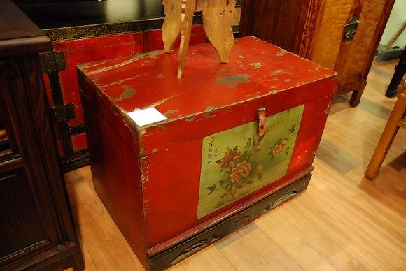 Antique Painted Box