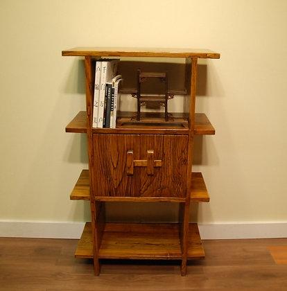 Elm Wood Bookcase