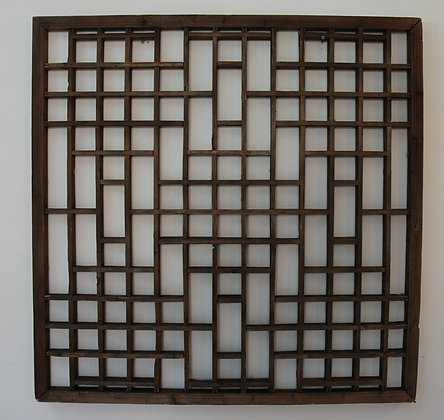|Antique Window Panel