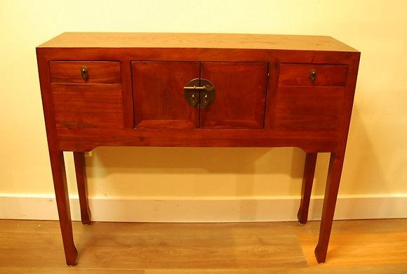 Elm Wood 2 Drws 2 Drs Lady Cabinet