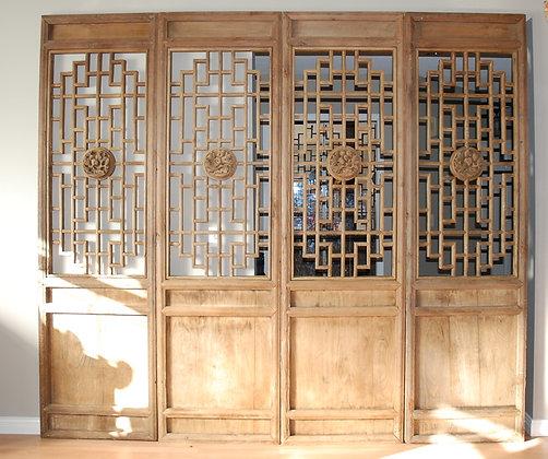 Antique Door (Set of 4)