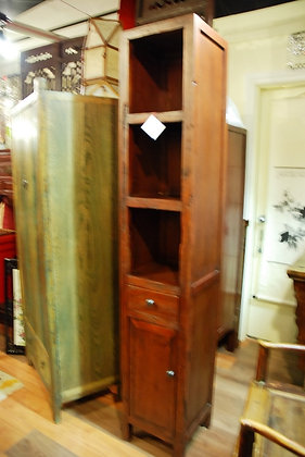 Elm Wood Tall Cabinet
