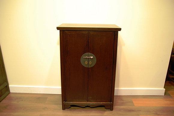 Elm Wood, 2 Doors, Mid-side Cabinet
