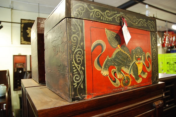 Painted Box