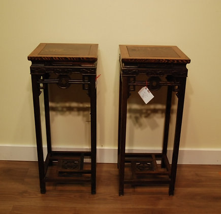 Pair of Plant Stand