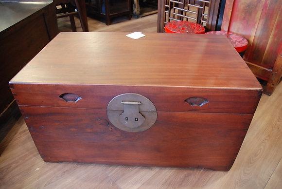 Antique Camphor Wood Box