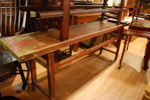 Antique Long Table